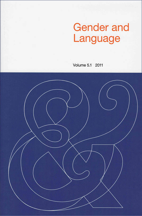 Gender and Language journal