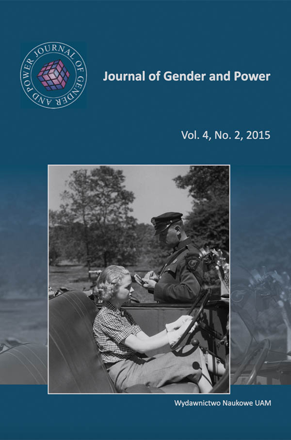 Journal of Gender and Power