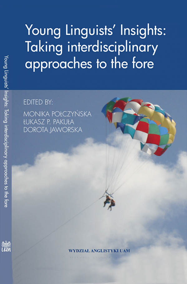 Young Linguists' Insights: Taking interdisciplinary approaches to the fores
