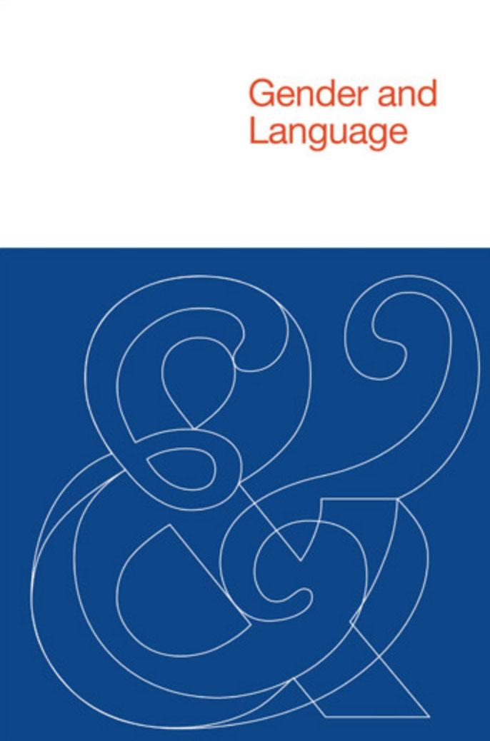 Gender and Language Editorial Board membership