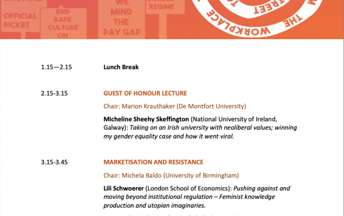 Łukasz Pakuła gender and sexuality in the neoliberal university